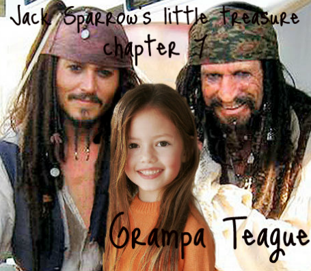 Jack Sparrow's little treasure chapter 7 by Luckywhitedream on ...