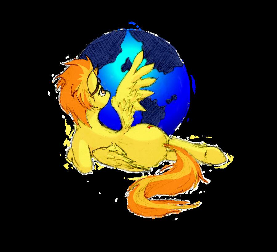 Spitfire Firefox Icon by zzzyyxas