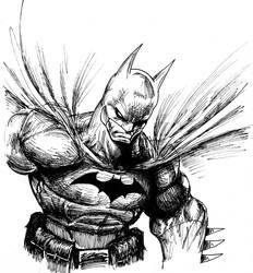 Bat-man by PepesArt