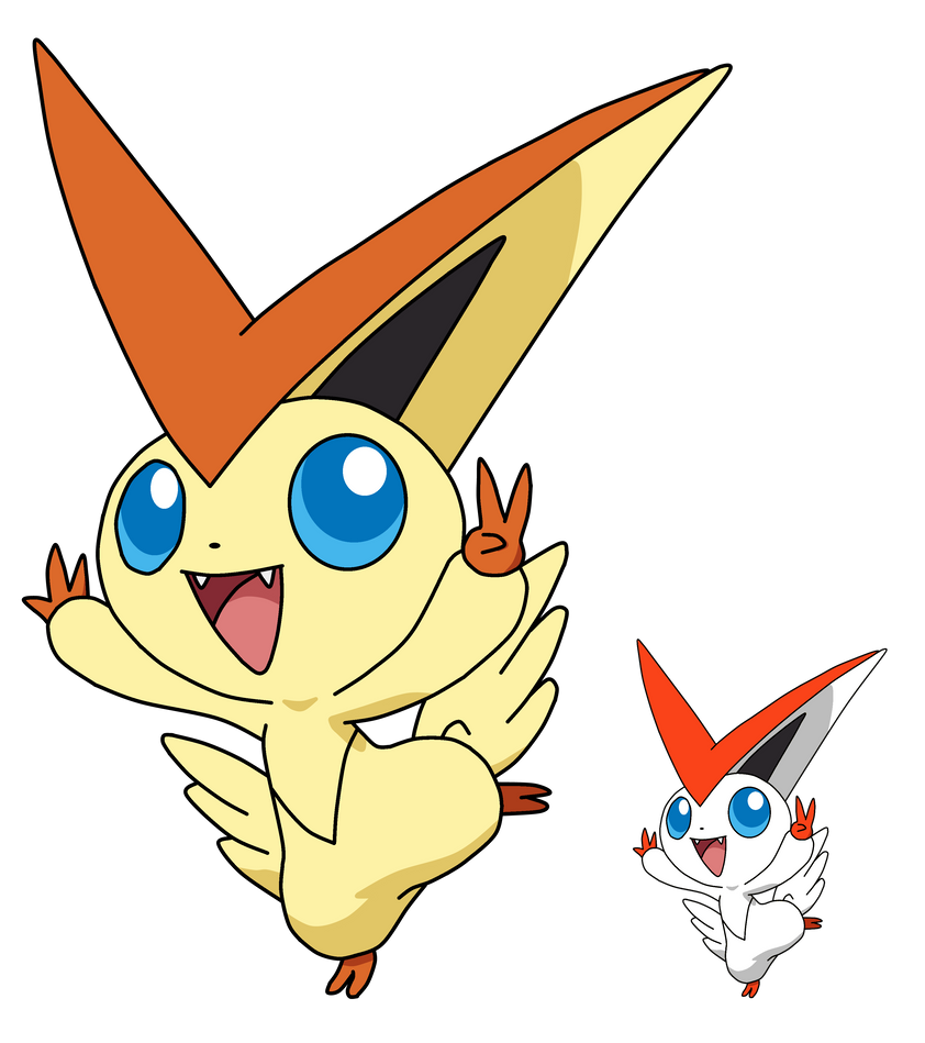 Victini Special by Victinit