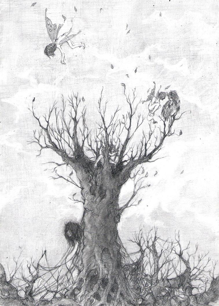 Fairy Tree by Sashiri