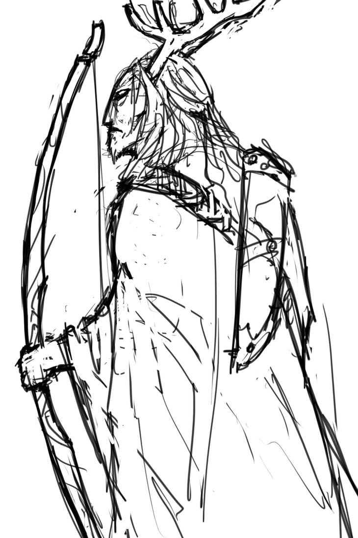 Herne the Hunter by Sashiri