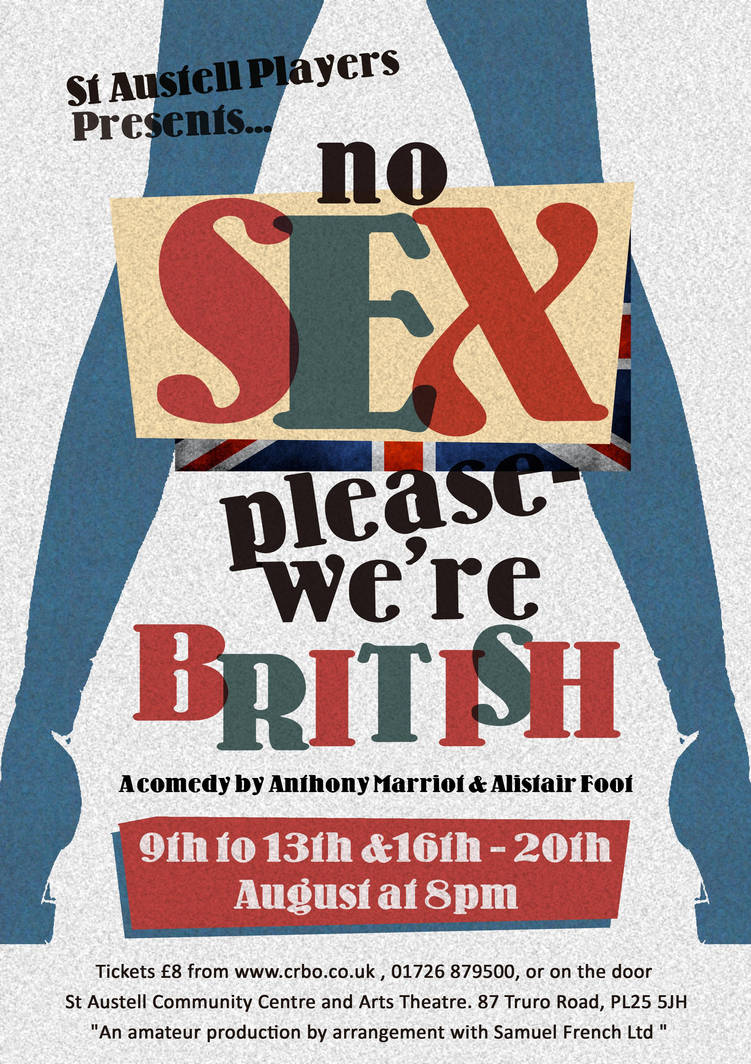 Image result for no sex please we§re british