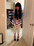 Just being a cute Alice