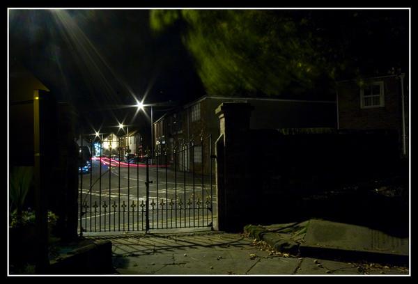 gate by jasonshawcross