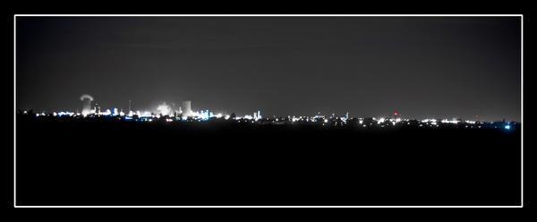 hull skyline by jasonshawcross
