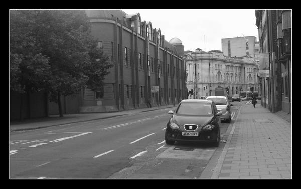 a street by jasonshawcross
