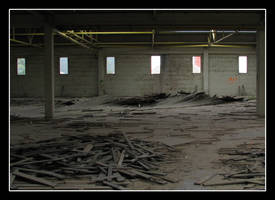 warehouse floor by jasonshawcross