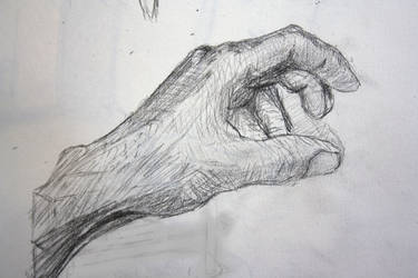 hand by jasonshawcross