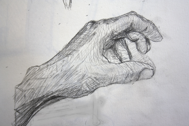 hand by jasonshawcross