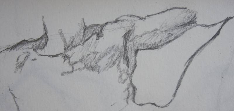 arm sketch by jasonshawcross