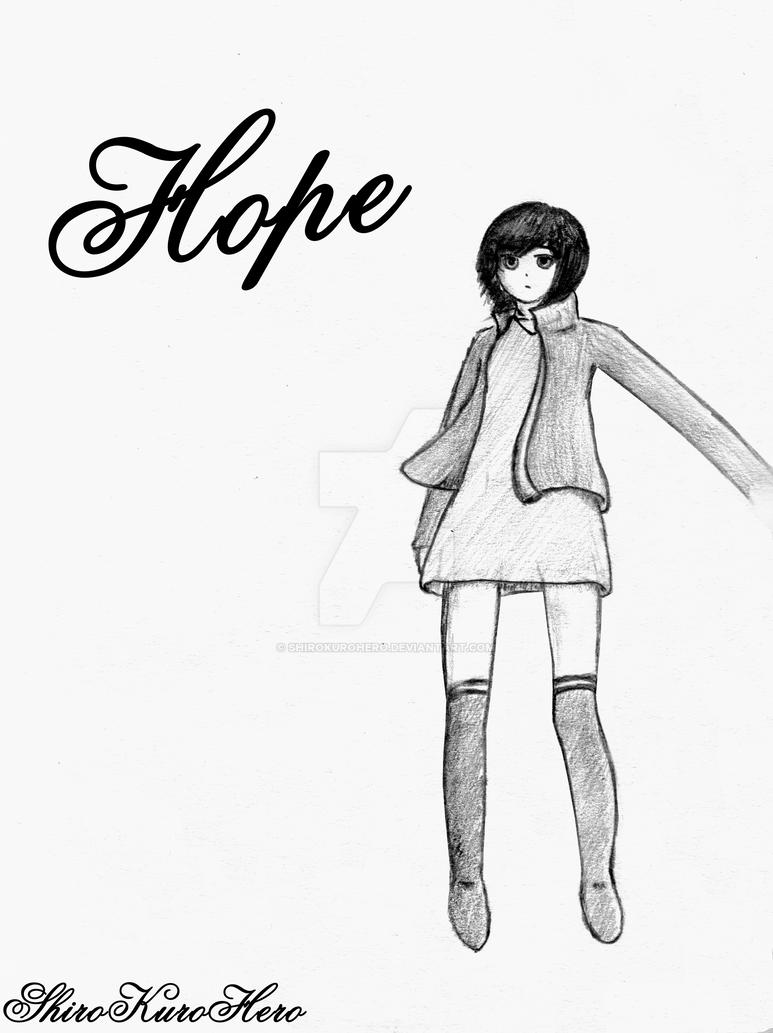 Hope by ShiroKuroHero