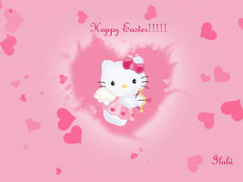 Hello kitty by Ilala
