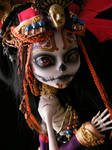 Skelita close up