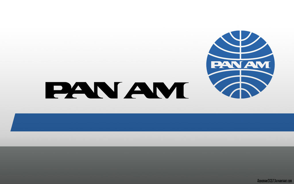 Pan Am 1960's by audoman2607