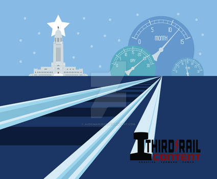 Third Rail Content - Christmas card
