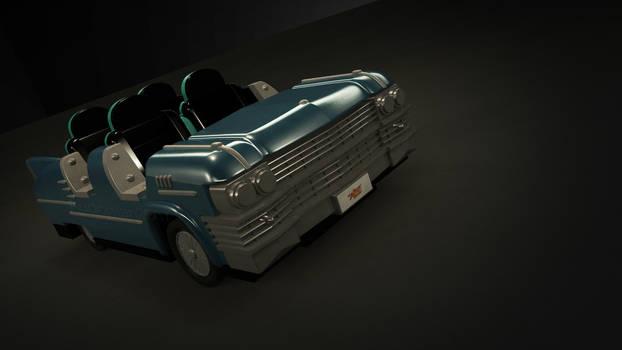 Cadillac Aerosmith