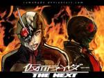 Kamen rider the next-double