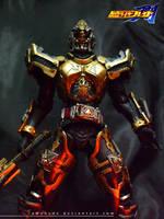 kamen rider blade re- by RAMAHYDE