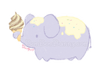 Ice Cream Elephant