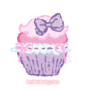 Steffne's Cupcake by Bon-Bon-Bunny