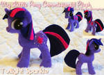 MLP Plush Twilight Sparkle