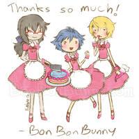 Happy Birthday Moa by Bon-Bon-Bunny