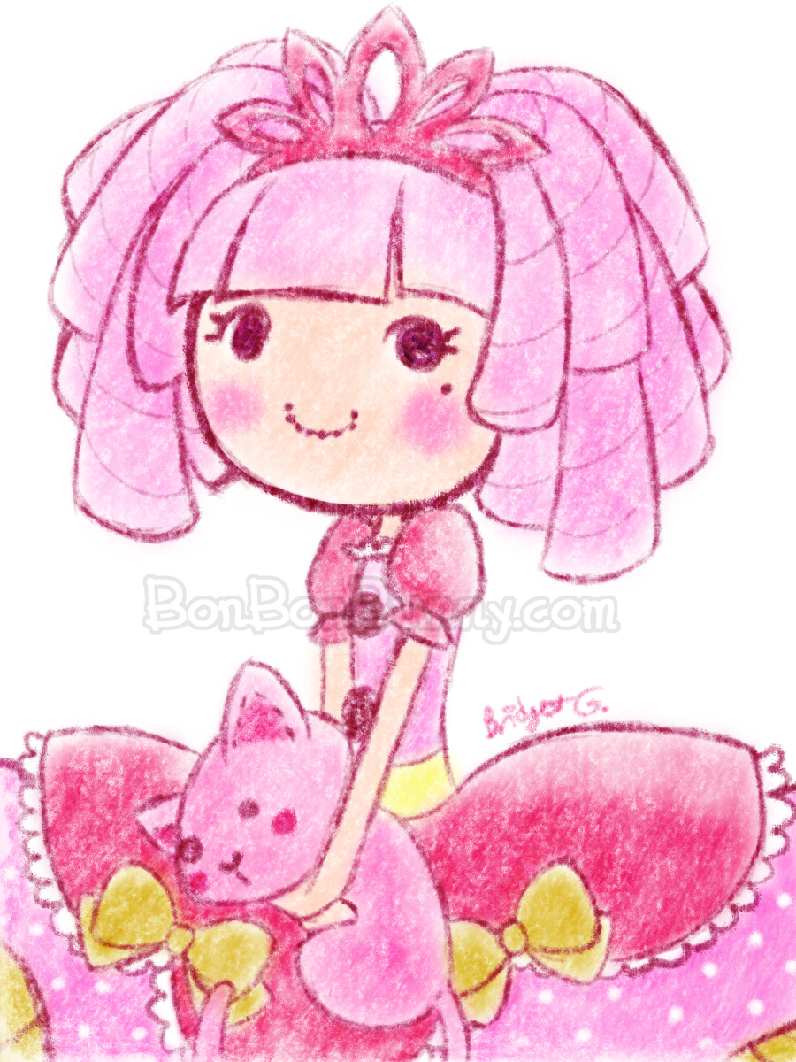 lalaloopsy jewel sparkle coloring pages - jewel sparkles by bon bon bunny on deviantart