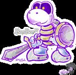 Dry Bones Knight