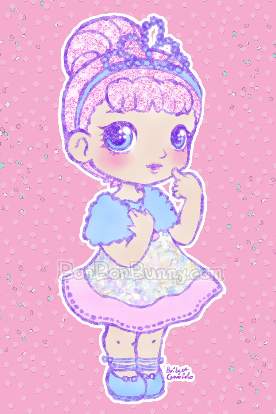 L.O.L. Surprise Doll Crystal Queen by Bon-Bon-Bunny