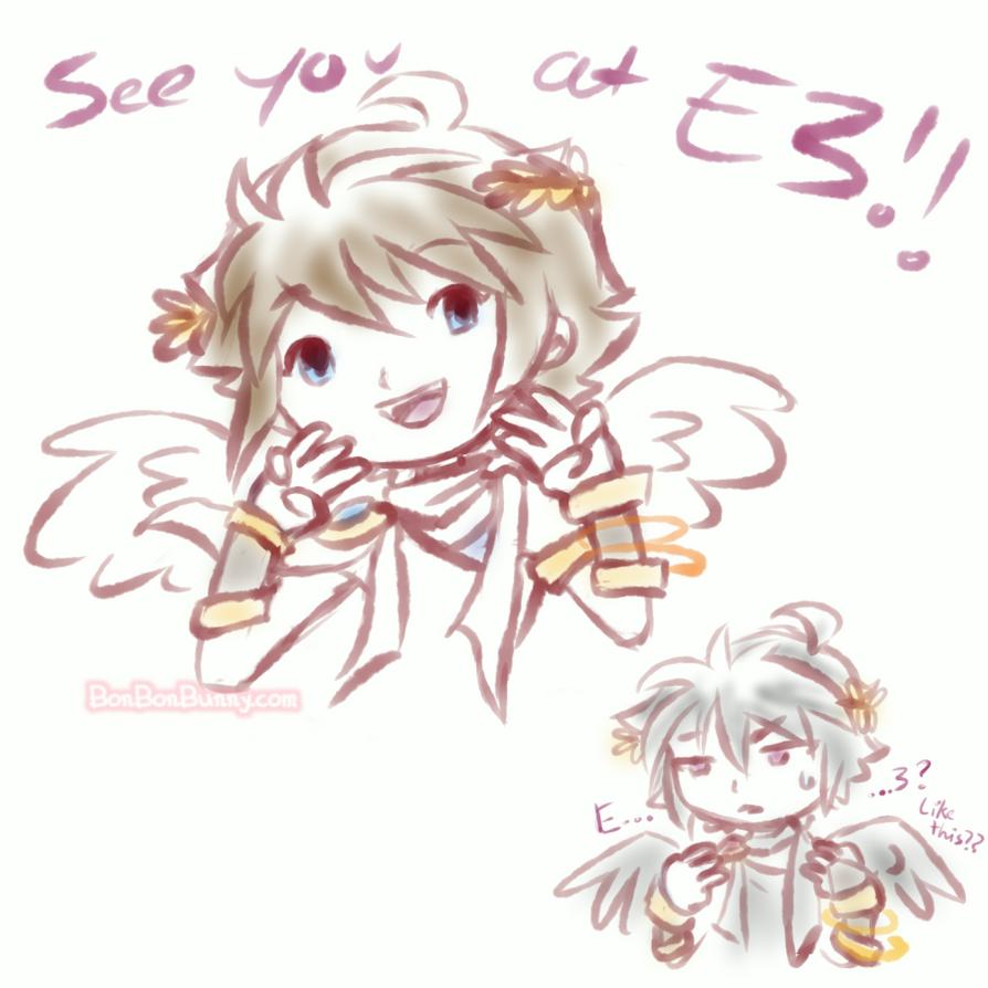 E3 2018 excitement!!!!! by Bon-Bon-Bunny
