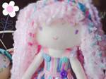 Handmade Pastel Dolly