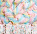 Pastel Marshmallows Painting + Clothing