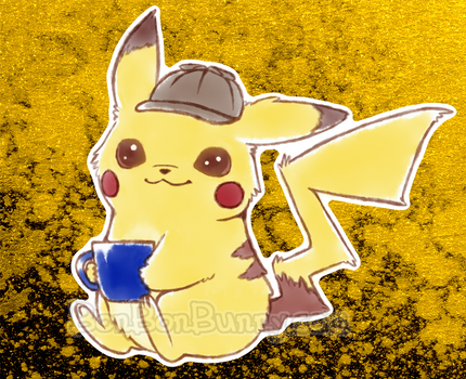 Detective Pikachu + T-Shirts and Merch
