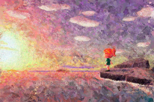 Animal Crossing: New Horizons Painting