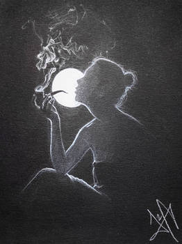 Smoking in the dark