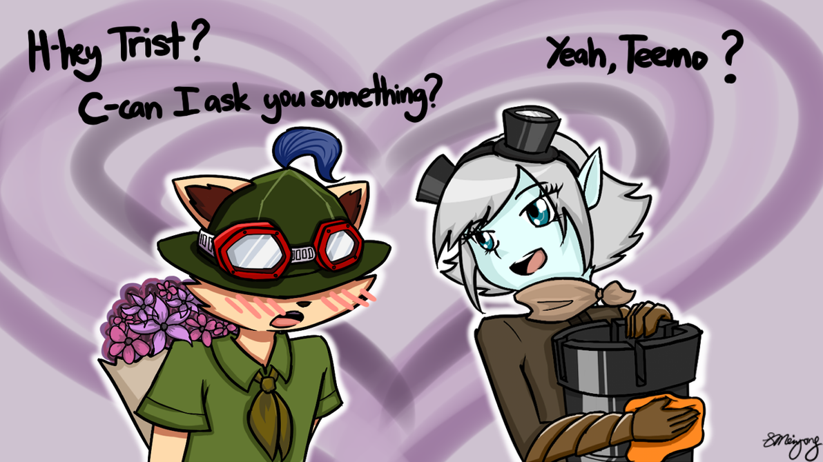 tristana and teemo relationship quotes