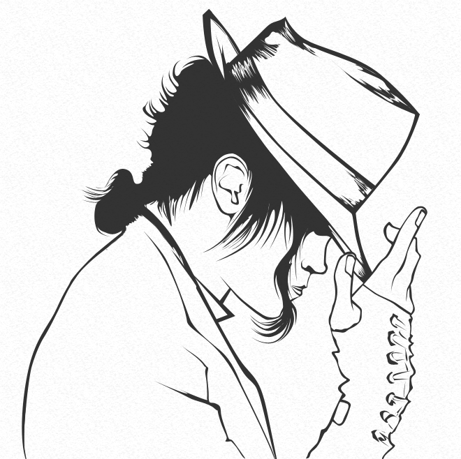 Michael Jackson By Real King On Deviantart Mike The Coloring Pages