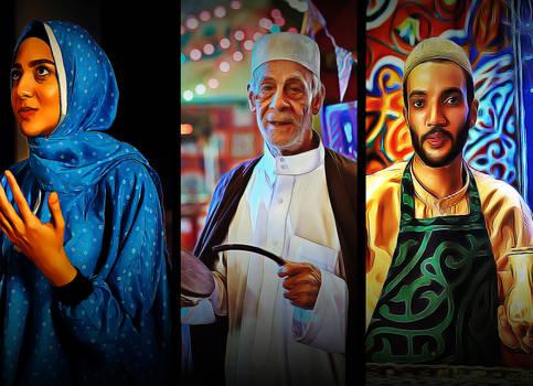 charcter ramadan