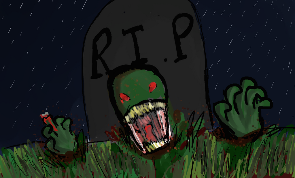Zombie by Rae-Lex