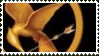 Hunger Games Stamp by Terra575