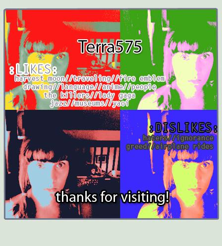 Terra575's Profile Picture
