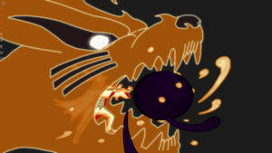 Naruto chapter 571 - Bijuu Dama