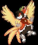 Chicken fornlee form by Tigress144