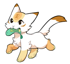 Cat Yujin by Tigress144