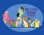 My Little Pony Disney Princess