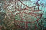Cracked Texture Stock