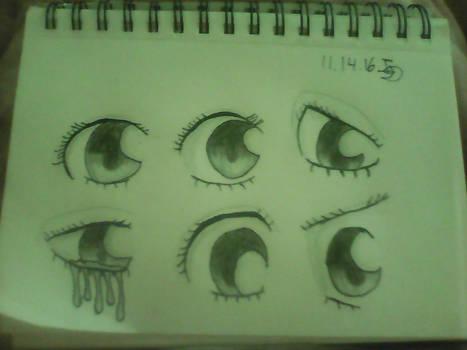 eye expressions