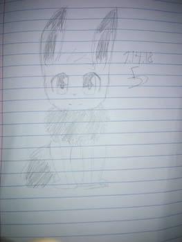 Eevee Sketch