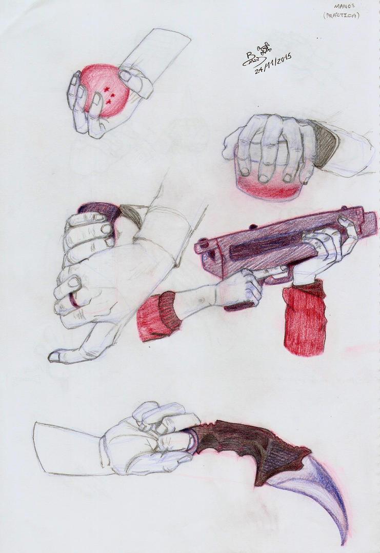 ESDIP - Hands practice by MiniAliceSuperstar